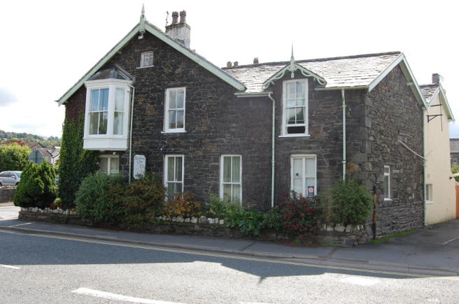 Exterior of Bramblewood cottage 4 star guest house in Keswick