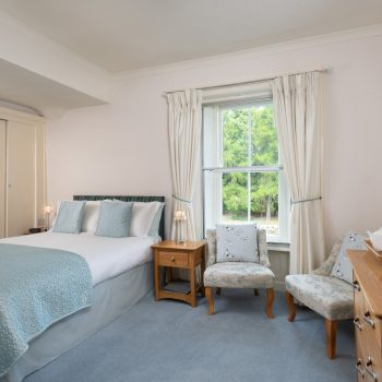 Bramblewood Cottage Guest Bedroom. 4 Star Guest House in Keswick