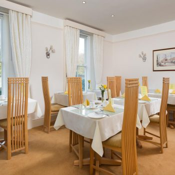 Dining Room at Bramblewood Cottage, 4 star guest house in Keswick