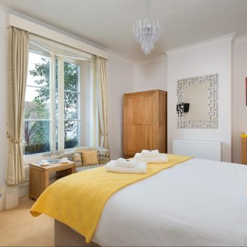Guest Bedroom at Bramblewood Cottage, 4 star guest house in Keswick