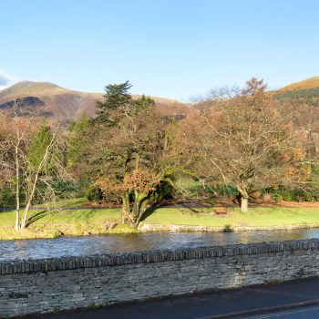 View from Bramblewood Keswick, 4 star guest house in Keswick